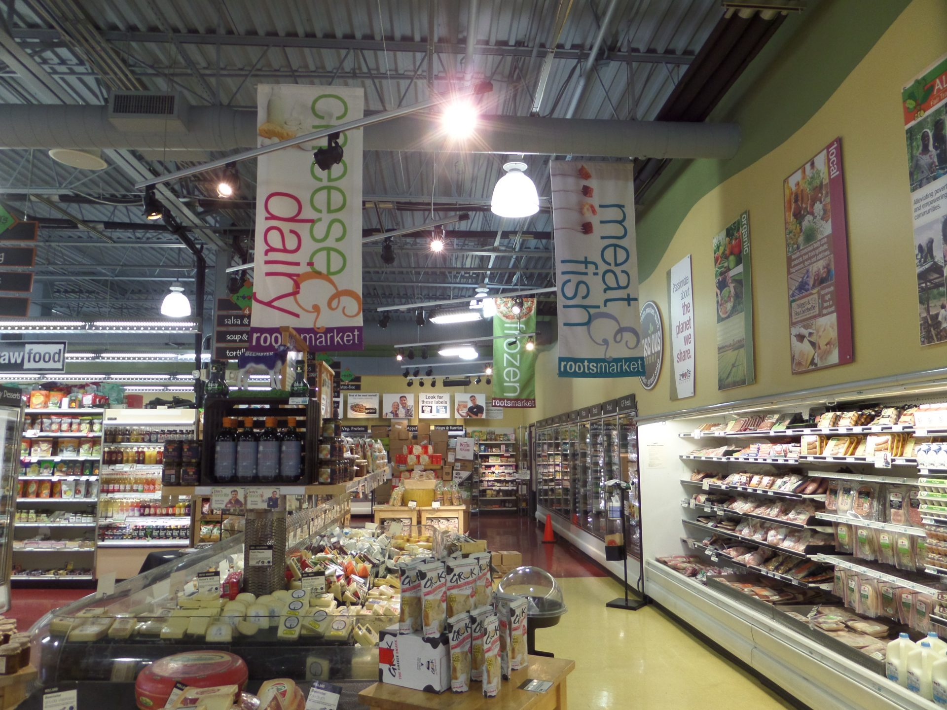 Roots Market - Store