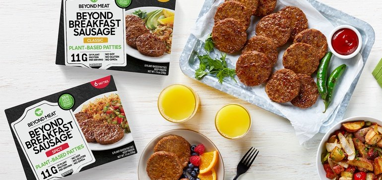 Roots Market - Beyond Meat Breakfast Sausage