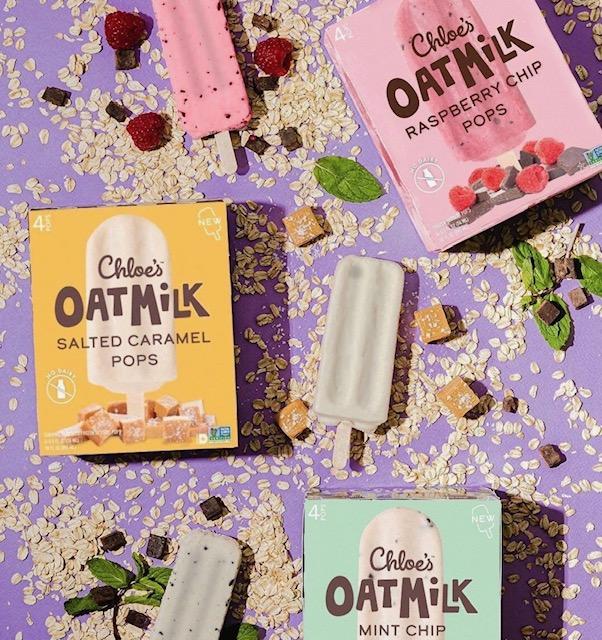 Roots Market - Chloe's Oatmilk Pops