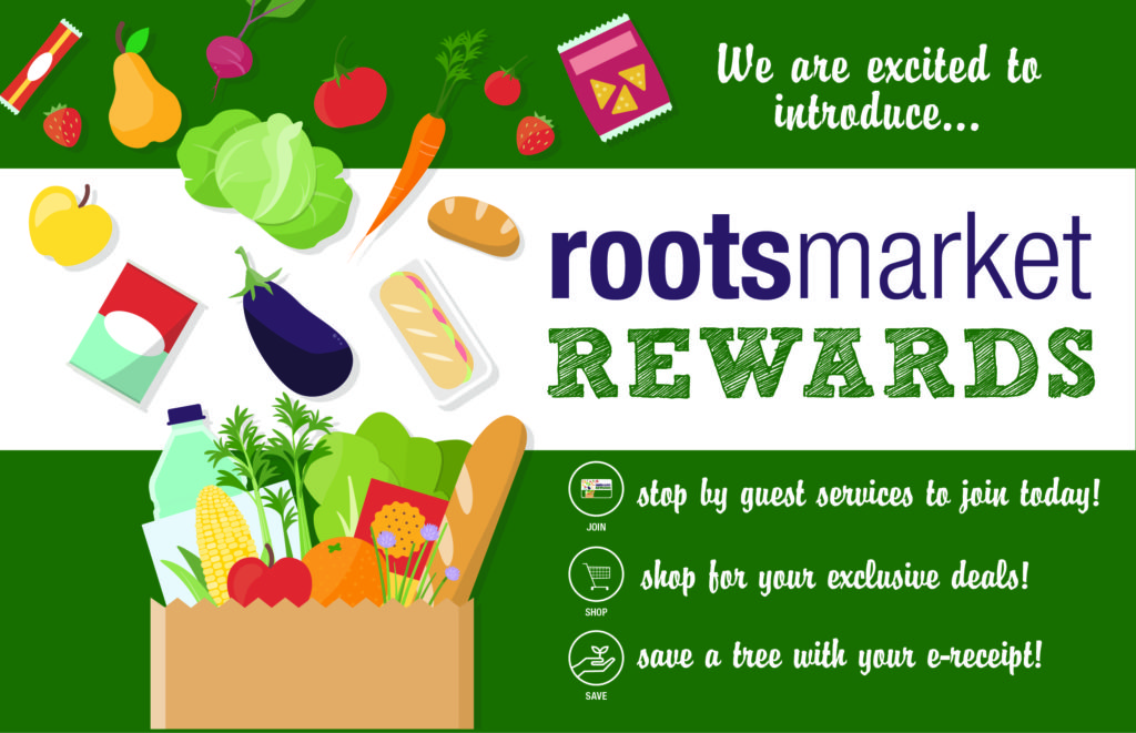Roots Market - Rewards